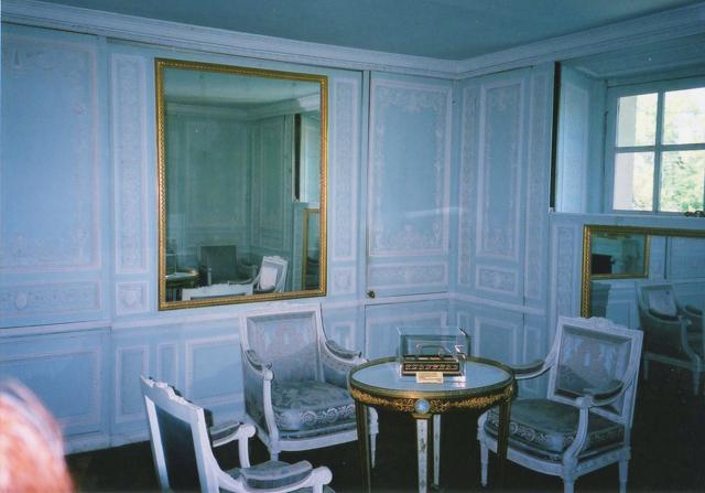 プチトリアノン アントワネットの部屋(?)